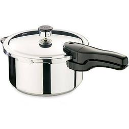 4 quart stainless steel pressure cooker
