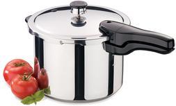 Presto 01362 6-Quart Stainless Steel Pressure Cooker - NEW 1