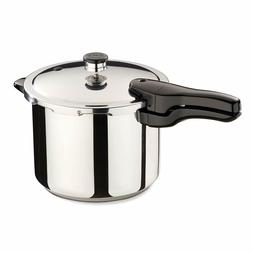 01362 6-Quart Stainless Steel Pressure Cooker