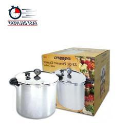 Presto 01781 23-Quart Pressure Canner and Cooker new