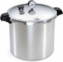 new 23 quart pressure canner cooker 01781