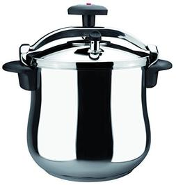 Magefesa 01OPSTABO06 Star B Stainless Steel Fast Pressure Co