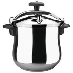 Magefesa 01OPSTABO08 Star B Stainless Steel Fast Pressure Co