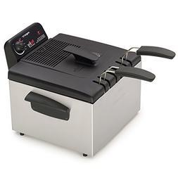 PRESTO 05466 Dual Element Immersion Fryer