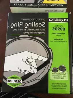 Presto 09905 9905 Pressure Cooker Sealing Ring Gasket