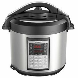 COSORI CP018-PC 8Qt 8-in-1 Electric Pressure Cooker with Ins