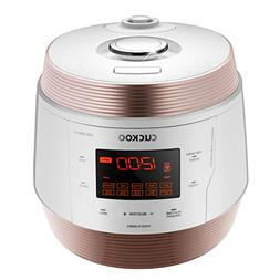 Cuckoo 8 in 1 Multi Pressure cooker  Stainless Steel, Made i
