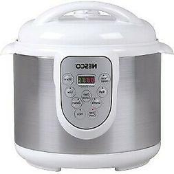 4-in-1 Digital Pressure Cooker 6-Liter