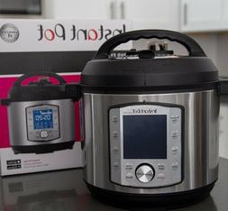 Instant Pot 10-in-1 Duo Evo 6 qt Plus Programmable Electric