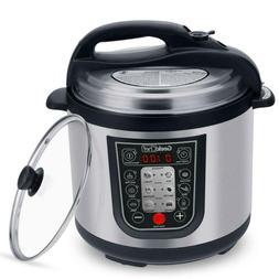 11-in-1 Multi-Functional Electric Pressure Cooker 12 PreSet