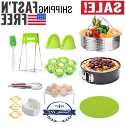 11 Pcs Pressure Cooker Accessories Set for Instant Pot Compa