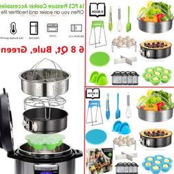 16Pcs Instant Pot Accessories Set 6 qt 8 Quart Pressure Cook