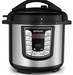 GOURMIA 6 Qt Programmable 13 Mode Pressure & Slow Cooker GPC