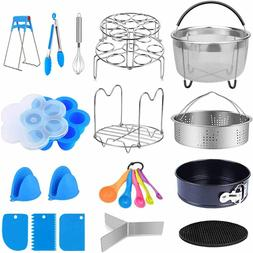 18 Pcs Accessories for Instant Pot 5,6,8 Qt, Pressure Cooker