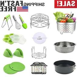 18 pieces Pressure Cooker Accessories Set Compatible with In