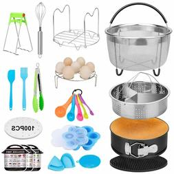 20 Pieces Pressure Cooker Accessories Set Compatible with In