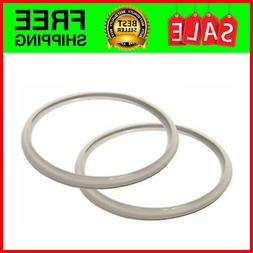 "2-Pack 9"" Fagor Replacement Rubber Gasket for Pressure Cooke"