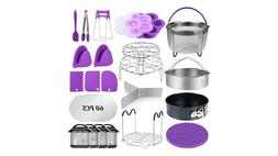 22 Pcs Pressure Cooker Accessories Set Compatible with Insta