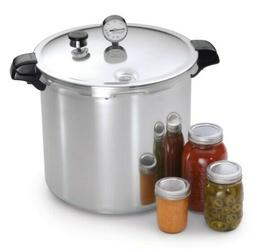 PRESTO 01781 23-QUART PRESSURE CANNER AND COOKER + Free Ball