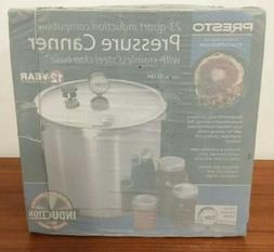 23 quart pressure canner cooker 01784 induction