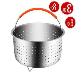 304 Stainless Steel Steamer Basket <font><b>Instant</b></fon