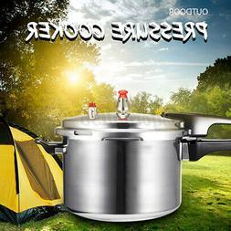 4/6L Aluminum Alloy Pressure Cooker Rust-Proof Kitchen Tool