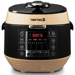 5.3 Qt 12-in-1 Multifunctional Pressure Cooker Programmable