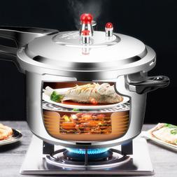 5.3 Qt Pressure Cooker Aluminium Alloy Kitchen Electric/Gas