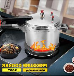 5.3 Qt Stove Top Pressure Cooker Fit Electric/Gas Stove Kitc