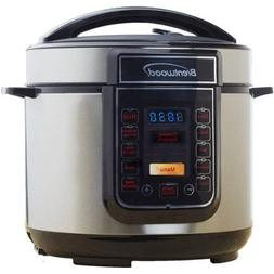 Brentwood 5-Quart Electric Pressure Cooker