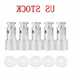 10 Set Universal Replacement Floater & Sealer Parts for Pres