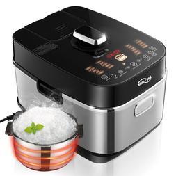 Housmile 5Quart 1000W IH Electric Pressure Rice Cooker Induc
