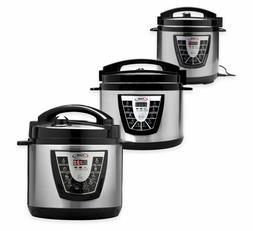 6 8 10 Quart Electric Power Pressure XL Slow Cooker Crock Po