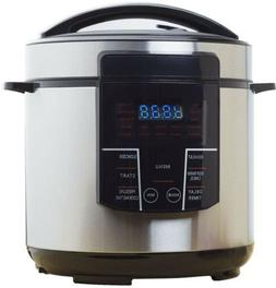6-Quart Electric Pressure Cooker
