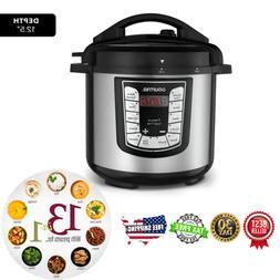 6 Qt 13-in-1 SmartPot Pressure Cooker Slow Cooker * Pressure