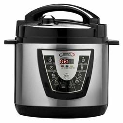 6 qt. Electric Power Pressure Cooker XL FREESHIP