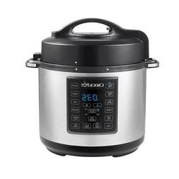 6 Qt Muti-Use Programmable Pressure Cooker 8-In-1 Duo Plus I