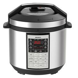 COSORI 6 Qt Premium 8-in-1 Programmable Multi-Cooker (Pressu