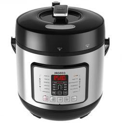 COSORI 6 Qt Programmable Multi-Cooker, Pressure Cooker, Rice