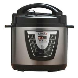 Power Pressure Cooker XL 6 Quart As Seen on TV Slow Cooker S