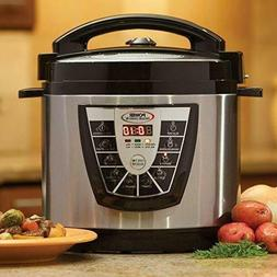 Power Pressure Cooker XL 6 Quart One Touch As Seen On TV 7-i