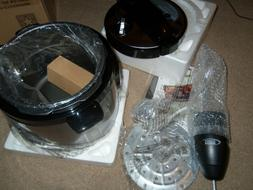 Power Pressure Cooker XL 6 Quart - Silver , New
