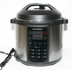 6Qt Digital Pressure Cooker Small Appliance Kitchen Program