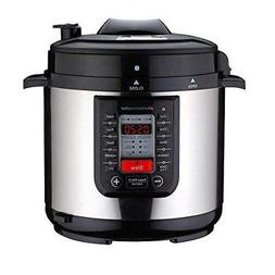 Homeleader 7-in-1 Multi-Use Programmable Pressure Cooker Dig