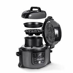 7 Set Pressure Cooker, Steamer & Air Fryer Bakeware Accesori