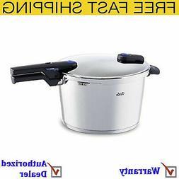 Fissler 8.5qt Vitaquick Pressure Cooker 26cm