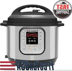 Instant Pot 8 Qt 7-in-1 Multi- Use Programmable Pressure Coo