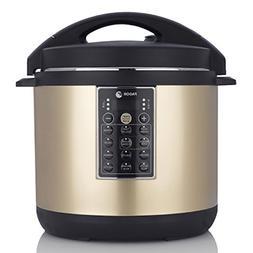 8-Qt Ceramic Inner Pot Digital Stainless Steel Fagor Versa 8