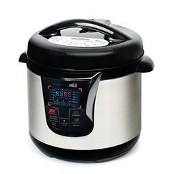 Elite Platinum 8 Qt Pressure Cooker