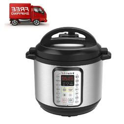 Instant Pot 8 QT Viva 9-in-1 Multi-Use Programmable Pressure